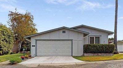 1609 Janice Drive UNIT 82, San Luis Obispo, CA 93405 - MLS#: SP19270571
