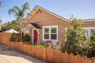 1615 Morro Street, San Luis Obispo, CA 93401 - MLS#: SP20002726