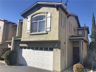 3051 Augusta Street UNIT 5, San Luis Obispo, CA 93401 - #: SP20007044