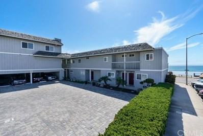 77 N Ocean Avenue UNIT 5, Cayucos, CA 93430 - #: SP20050334