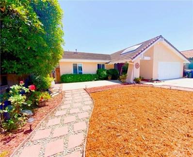 1381 Cavalier Lane, San Luis Obispo, CA 93405 - MLS#: SP20125240