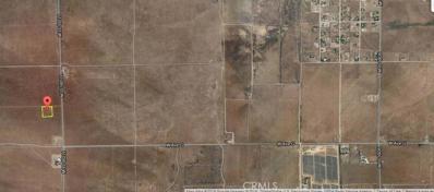 0 Vac\/Vic Avenue F12\/110 Stw, Antelope Acres, CA 93536 - MLS#: SR16047771