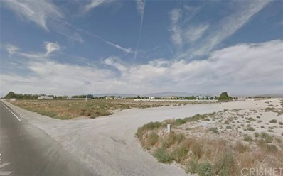 0 82nd St West And Avenue C-8, Antelope Acres, CA 93536 - MLS#: SR16123619