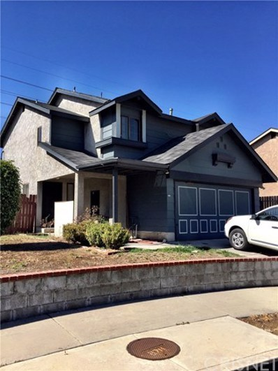 11715 Hunnewell Avenue, Sylmar, CA 91342 - MLS#: SR16728182