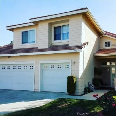 1754 Autumnmist Drive, Palmdale, CA 93551 - MLS#: SR16763860