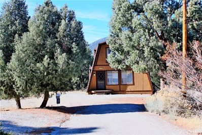 2340 Overlook Court, Pine Mtn Club, CA 93222 - MLS#: SR16765320