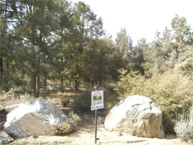 2321 Freeman, Pine Mtn Club, CA 93222 - MLS#: SR17042040