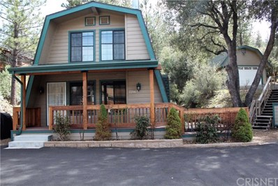 2216 Bernina Drive, Pine Mtn Club, CA 93222 - MLS#: SR17057414