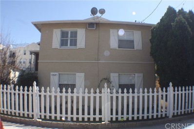 15424 Tupper Street, North Hills, CA 91343 - MLS#: SR17068998