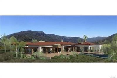 29412 Malibu View Court, Agoura Hills, CA 91301 - MLS#: SR17094017