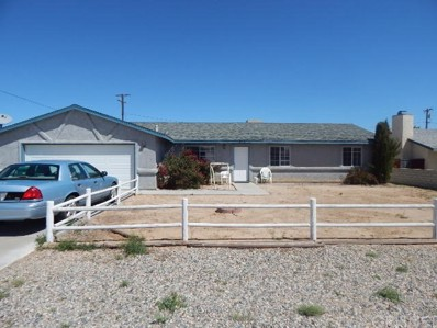 9021 Heather Avenue, California City, CA 93505 - MLS#: SR17099371