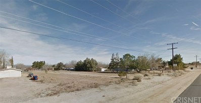 0 Avenue W And 128th St East, Pearblossom, CA 93553 - MLS#: SR17101347
