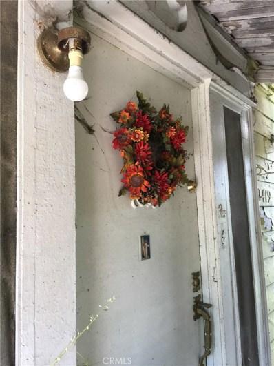 2419 S Cochran Avenue, Los Angeles, CA 90016 - MLS#: SR17103649