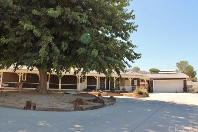 32722 Wagon Wheel Road, Agua Dulce, CA 91390 - MLS#: SR17113082