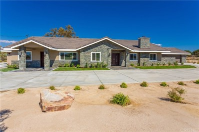42110 20th Street W, Lancaster, CA 93534 - MLS#: SR17120109