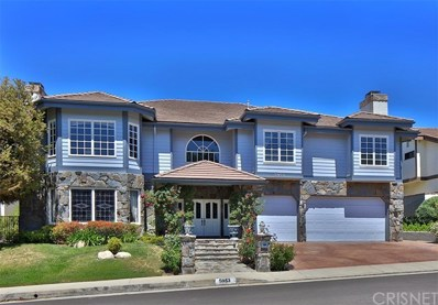 5953 Nora Lynn Drive, Woodland Hills, CA 91367 - MLS#: SR17125989