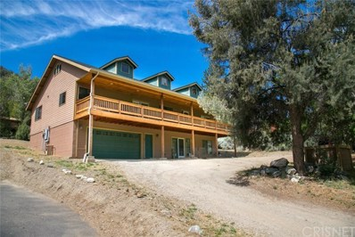 15416 Mil Potrero, Pine Mtn Club, CA 93222 - MLS#: SR17125994