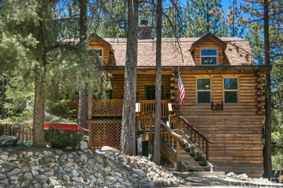 1521 Dogwood Way, Pine Mtn Club, CA 93222 - MLS#: SR17131556