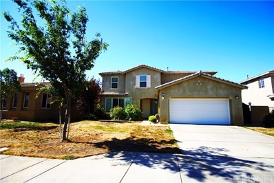 2712 E Newgrove Street, Lancaster, CA 93535 - MLS#: SR17131844