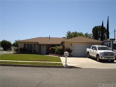 1617 Kay Avenue, Simi Valley, CA 93063 - MLS#: SR17135690
