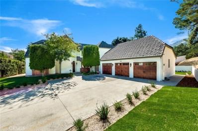 1655 Hastings Heights Lane, Pasadena, CA 91107 - MLS#: SR17137911