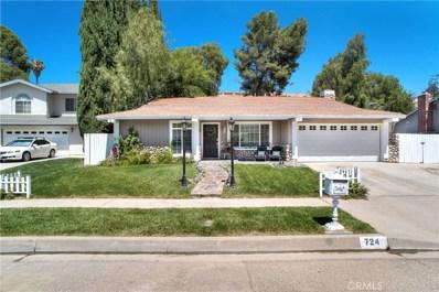 724 Greenbriar Avenue, Simi Valley, CA 93065 - MLS#: SR17142598