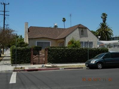 1301 N Mariposa Avenue, Hollywood, CA 90027 - MLS#: SR17145086