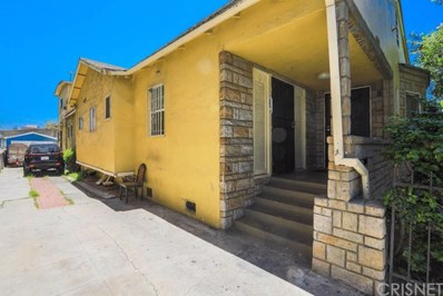 5608 Fernwood Avenue, Los Angeles, CA 90028 - MLS#: SR17146771