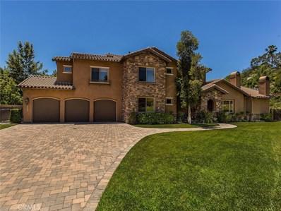 22220 Ryan Ridge Way, Woodland Hills, CA 91367 - MLS#: SR17147288