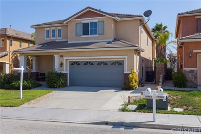 19964 Sassoon Place, Saugus, CA 91350 - MLS#: SR17150531