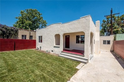 611 W 109th Place, Los Angeles, CA 90044 - MLS#: SR17151391