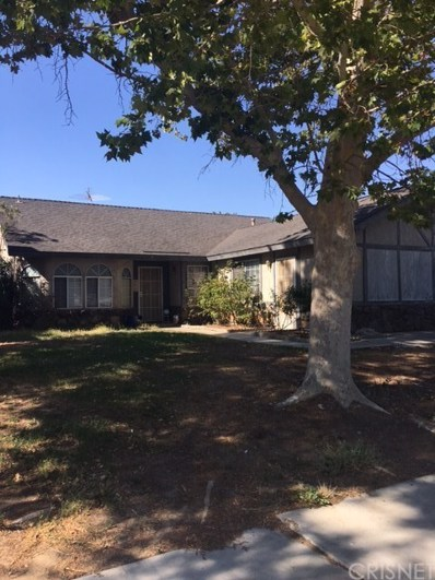 541 E Ivesbrook Street, Lancaster, CA 93535 - MLS#: SR17152123