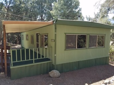 16700 Caribou Drive, Pine Mtn Club, CA 93222 - MLS#: SR17155431