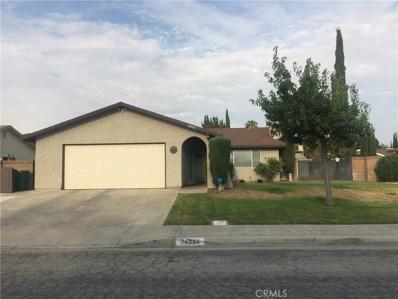 44954 Logue Avenue, Lancaster, CA 93535 - MLS#: SR17155767