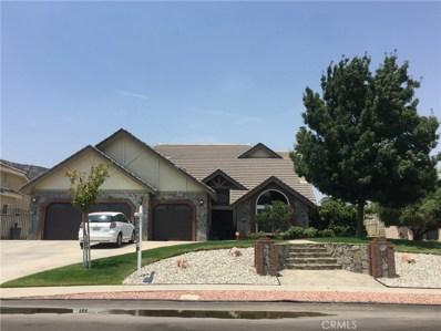 41551 Bristle Cone Drive, Palmdale, CA 93551 - MLS#: SR17156534