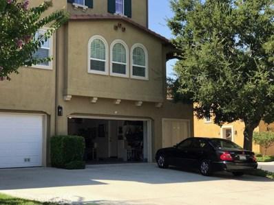 27009 Pebble Beach Drive UNIT 9, Valencia, CA 91381 - MLS#: SR17156999