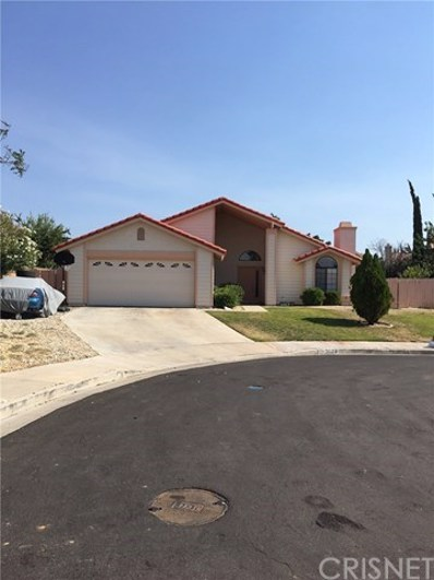 3624 Southview Court, Palmdale, CA 93550 - MLS#: SR17157855