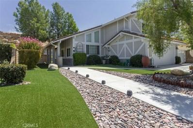 26508 Hillsfall Court, Newhall, CA 91321 - MLS#: SR17158845