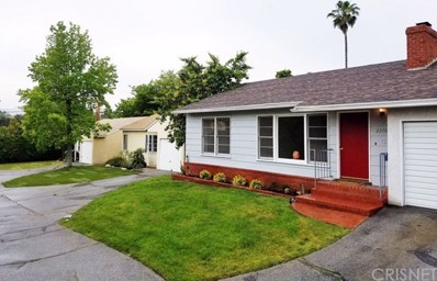 2376 Barton Lane, Montrose, CA 91020 - MLS#: SR17159207