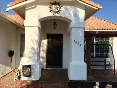 3664 Scherer Drive, Rosamond, CA 93560 - MLS#: SR17160864