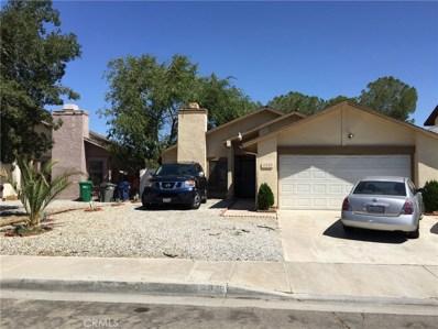 4825 Karling Place, Palmdale, CA 93552 - MLS#: SR17163340