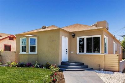 3955 3rd Avenue, Los Angeles, CA 90008 - MLS#: SR17163878