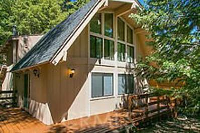 1417 Zion, Pine Mtn Club, CA 93222 - MLS#: SR17165394