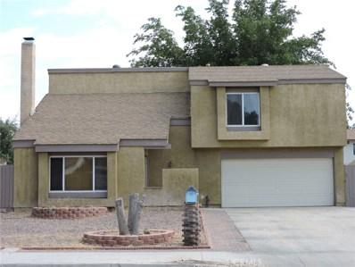 3164 Lemonwood Drive, Lancaster, CA 93536 - MLS#: SR17165898