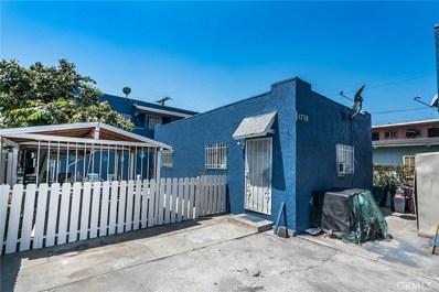 1736 W 62nd Street, Los Angeles, CA 90047 - MLS#: SR17165977