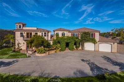 18797 Vista De Montanas, Murrieta, CA 92562 - MLS#: SR17166809