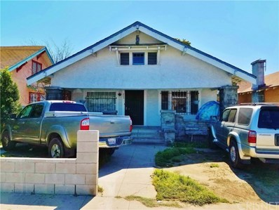 232 W 52nd Street, Los Angeles, CA 90037 - MLS#: SR17167861