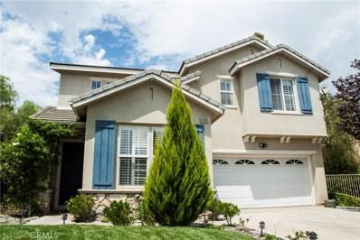 24363 Alyssum Place, Valencia, CA 91354 - MLS#: SR17168758