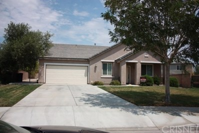 3127 W Lumber Street, Lancaster, CA 93536 - MLS#: SR17169143