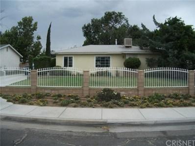 38511 Frontier Avenue, Palmdale, CA 93550 - MLS#: SR17169670